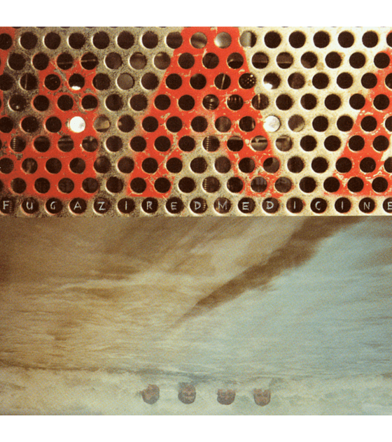 Fugazi · Red Medicine CD