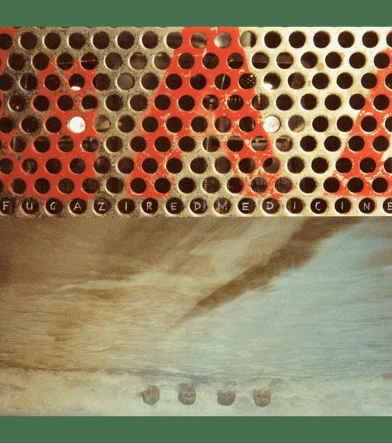 Fugazi · Red Medicine LP 12''