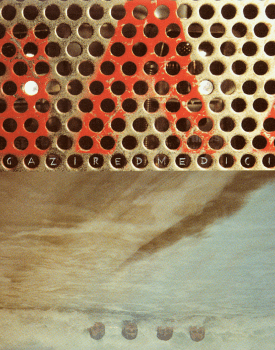 Fugazi · Red Medicine Lp