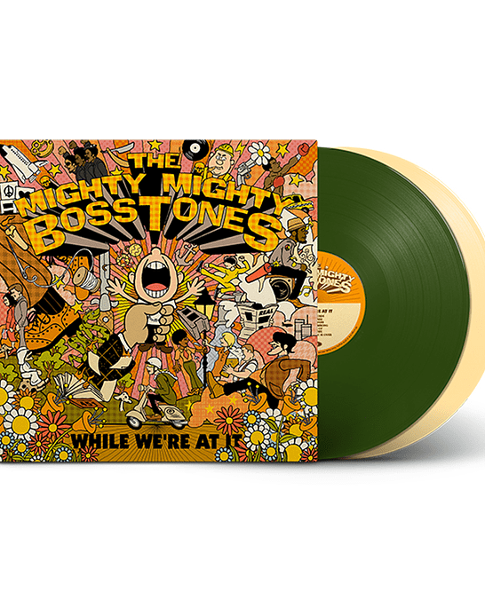 The Mighty Mighty Bosstones · While We're At It - 2xLP (Vinilos de Color)