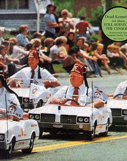 Dead Kennedys · Frankenchrist LP 12''