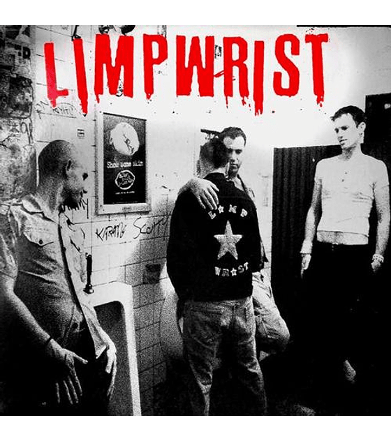 Limp Wrist · 18 Songs LP 12''