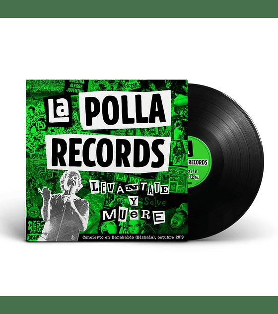 La Polla Records · Levántate y Muere LPX2+DVD