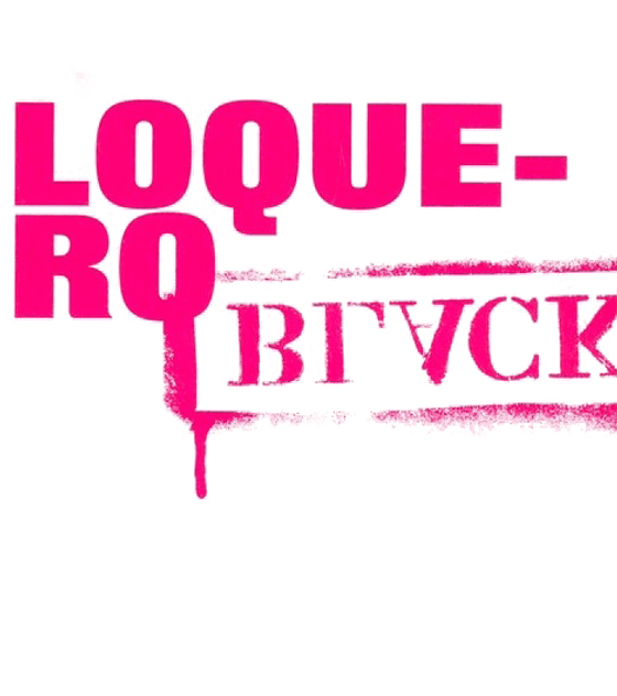 Loquero · Black LP