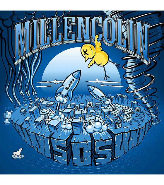Millencolin · SOS CD
