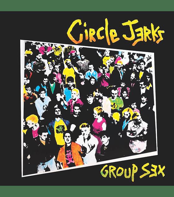 Circle Jerks · Group Sex CD