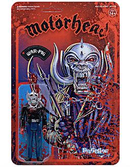 Motorhead Figura Original · War-Pig (Importada)
