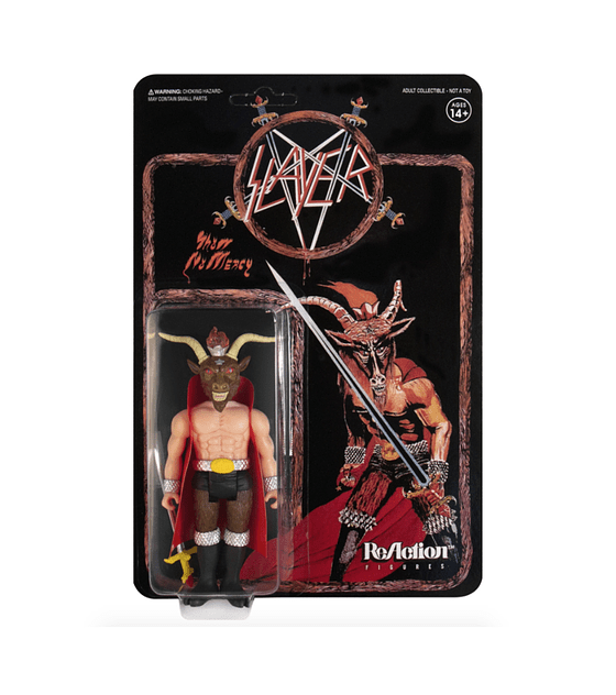 Slayer Figura Original · Minotauro (Importada)