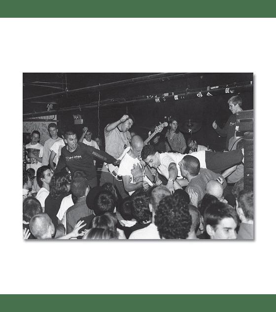 New York City Hardcore · V/a The Way It Is LP + Postal NYHC De Regalo