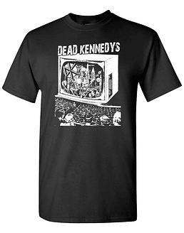 Polera Dead Kennedys · No Lessons! No Talent!
