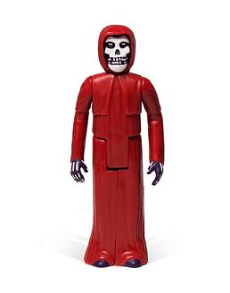 Misfits Figura Original · Crimson Rojo (Importada)