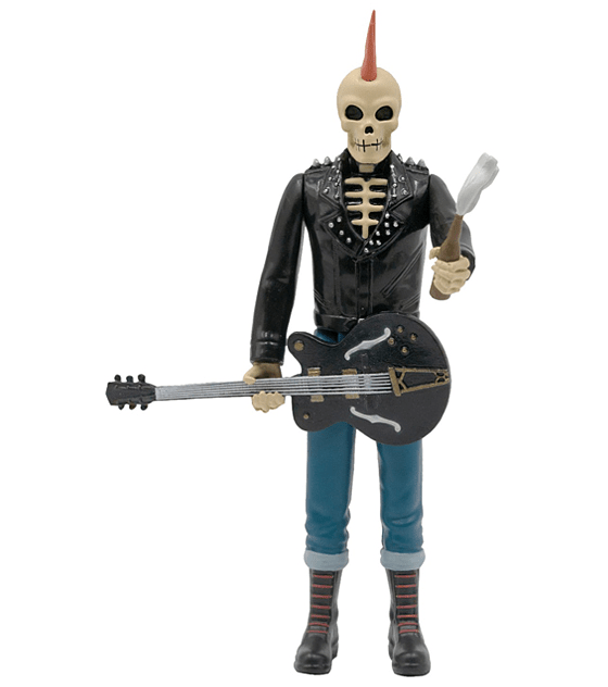 Rancid Figura Original · Skeletim (Importada)