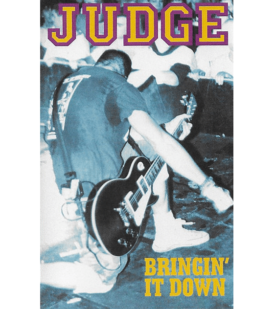 Judge · Bringin' It Down CS