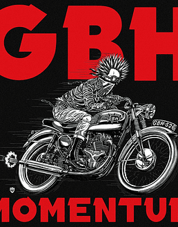 Gbh · Momentum CD
