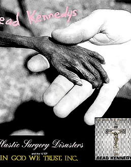 Dead Kennedys · Plastic Surgery Disasters CD