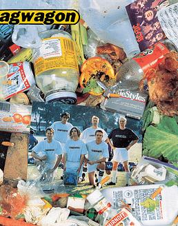 Lagwagon · Trashed CD