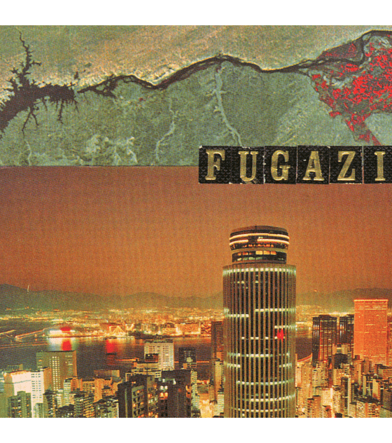 Fugazi · End Hits LP 12''