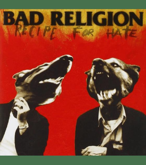 Bad Religion · Recipe For Hate LP 12''