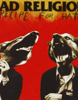 Bad Religion · Recipe For Hate LP 12''