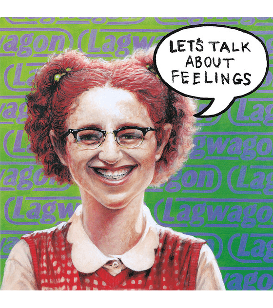Lagwagon · Let's Talk About Feelings CD