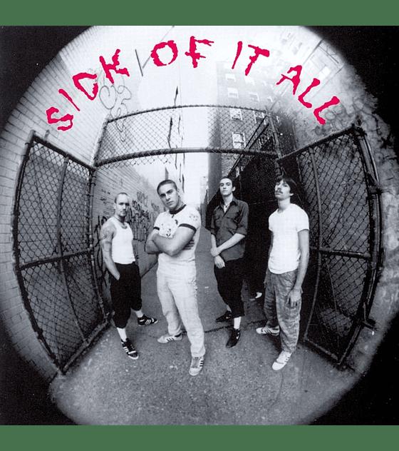 Sick Of It All · S/t CD