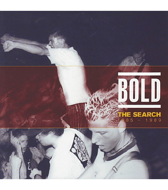 Bold · The Search CD