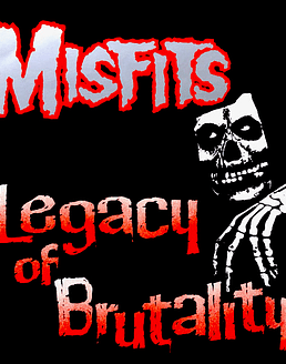 Misfits · Legacy Of Brutality LP 12''