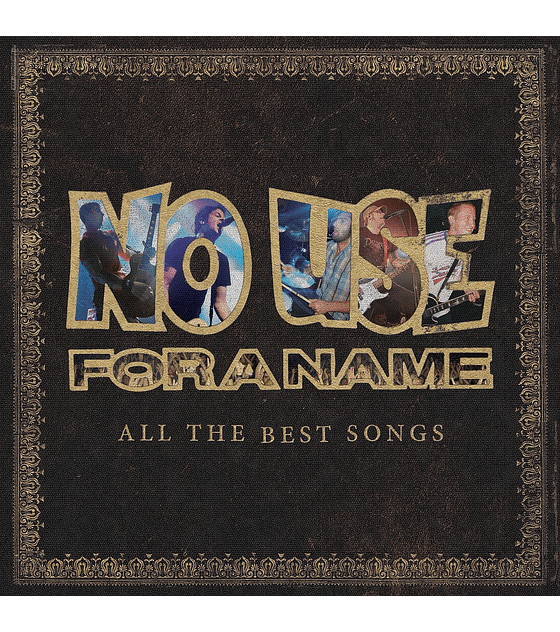 No Use For A Name · All The Best Songs LPx2 12''