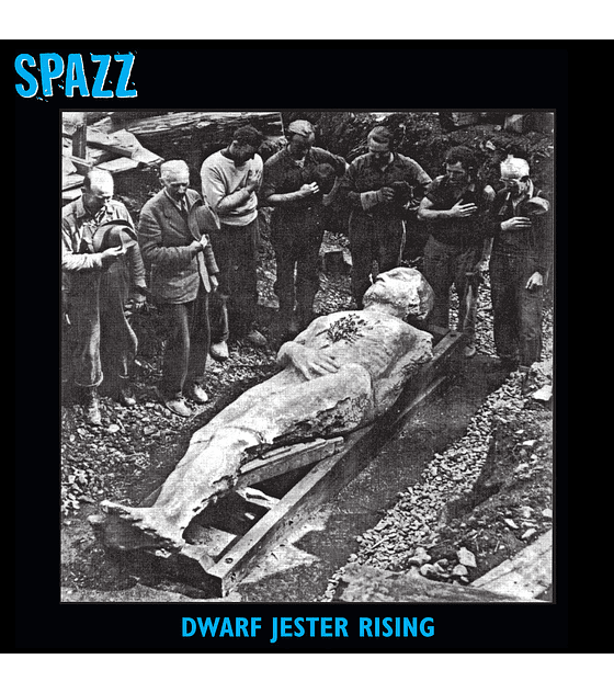 Spazz · Dwarf Jester Rising CD