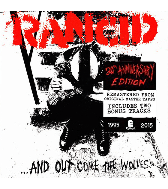 Rancid ·...And Out Come The Wolves CD