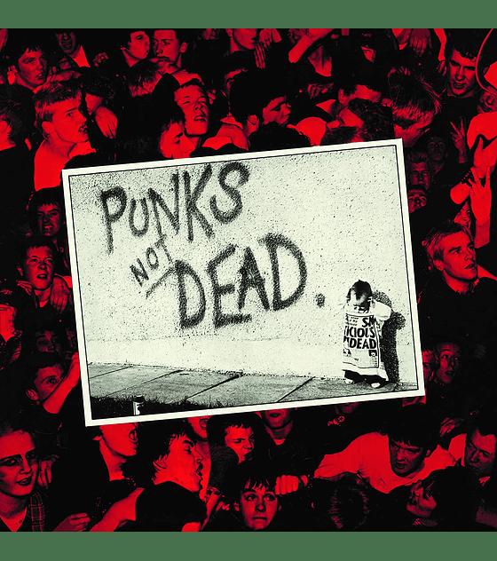 The Exploited · Punks Not Dead LP 12''