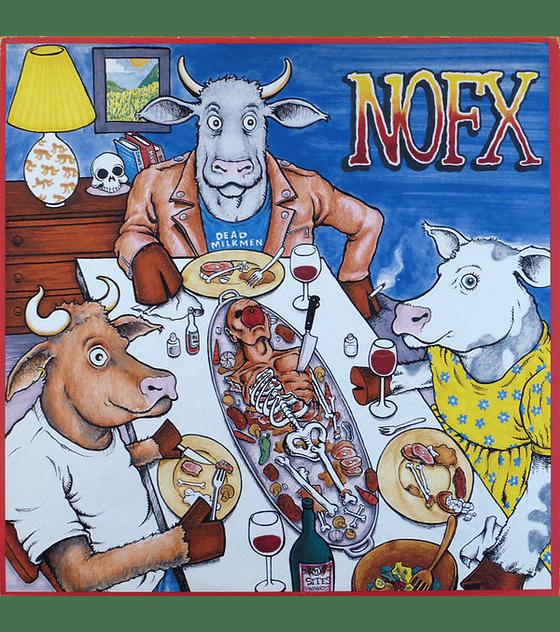 Nofx · Liberal Animation LP 12''
