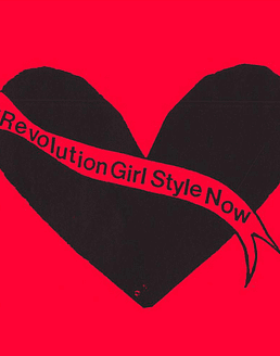 Bikini Kill · Revolution Girl Style Now LP 12''
