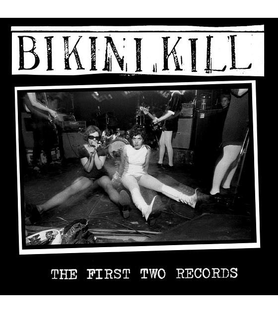 Bikini Kill · The First Two Records CD Digipack