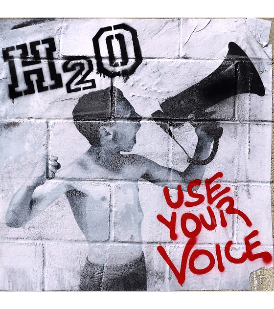 H2O · Use Your Voice CD