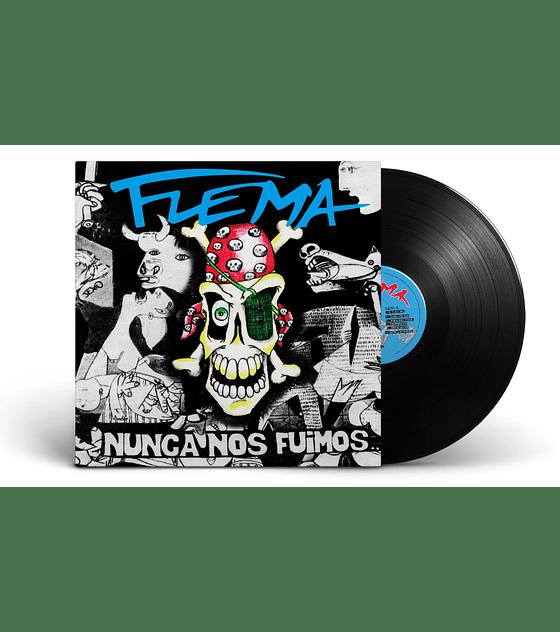 Flema · Nunca Nos Fuimos LP 12''