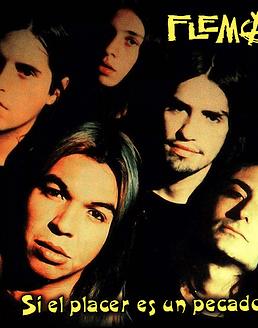 Flema · Si El Placer Es Un Pecado... LP 12''