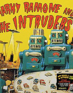 Marky Ramone & The Intruders  LP 12''