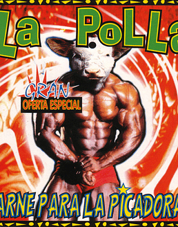 La Polla Records · Carne Para La Picadora LP