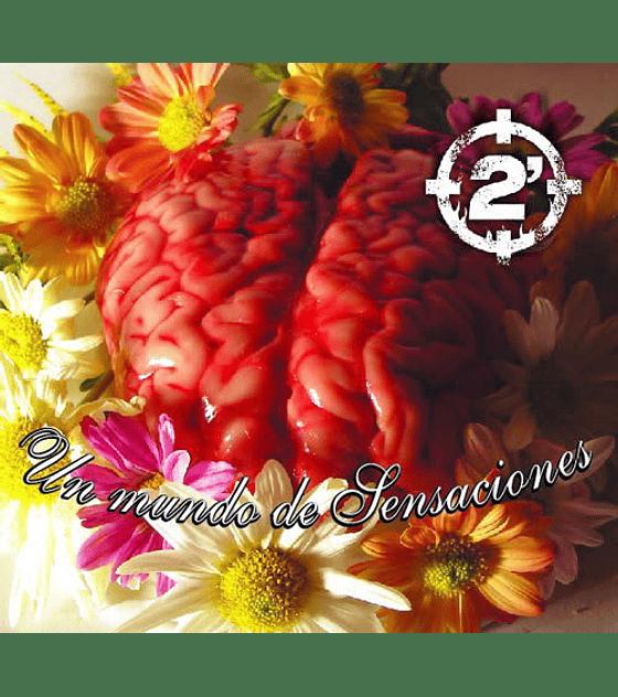 Dos Minutos · Un Mundo De Sensaciones LP 12''