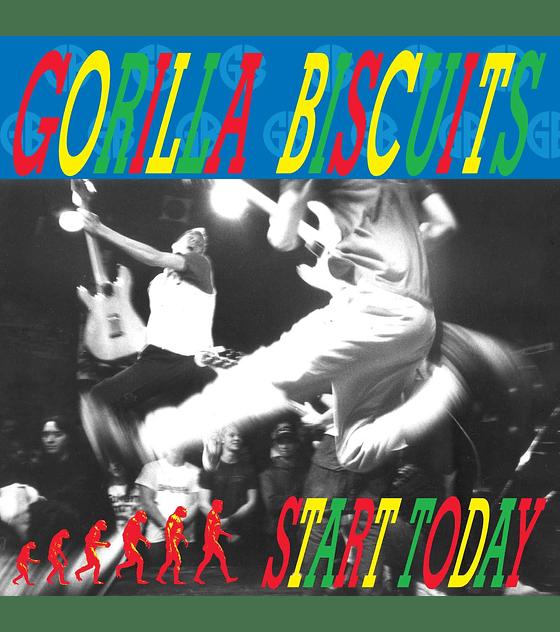 Gorilla Biscuits · Start Today CD
