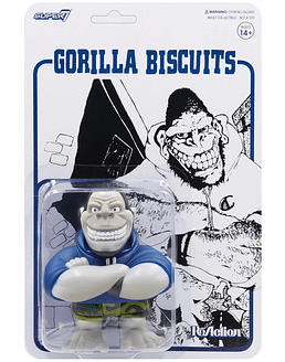 Gorilla Biscuits Figura Original · Gorilla (Importada)