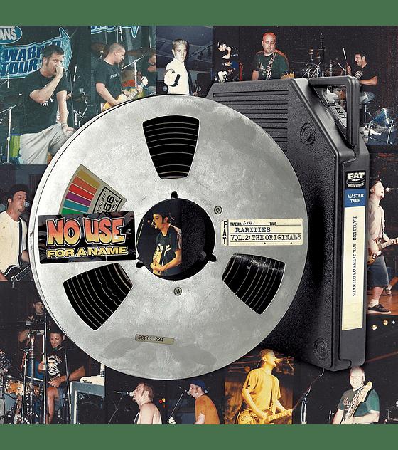 No Use For A Name · Rarities Vol.2: The Originals LP 12''