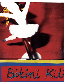 Bikini Kill · New Radio EP 7''