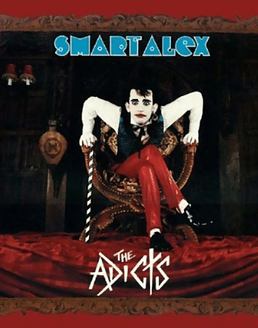 The Adicts · Smart Alex LP 12''
