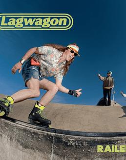 Lagwagon · Railer LP 12''