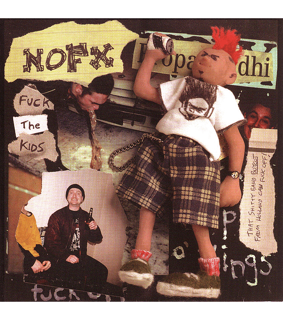 Nofx · Fuck The Kids EP 7''