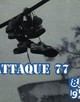 Attaque 77 · 89-92 LP 12''