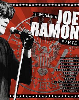 Homenaje A Joey Ramone · Parte I LP 12''