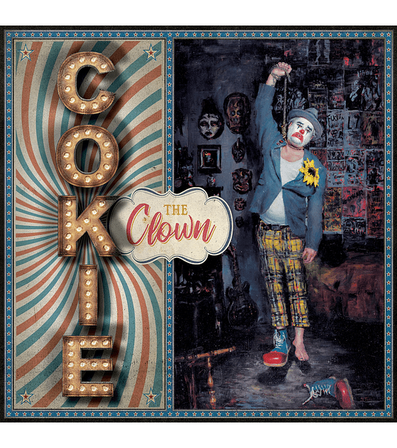 Cokie The Clown · You're Welcome LP 12''